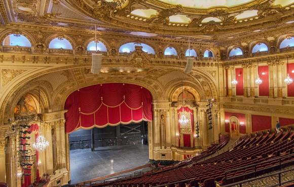 Bose® RoomMatch®扬声器进驻世界顶尖歌剧院