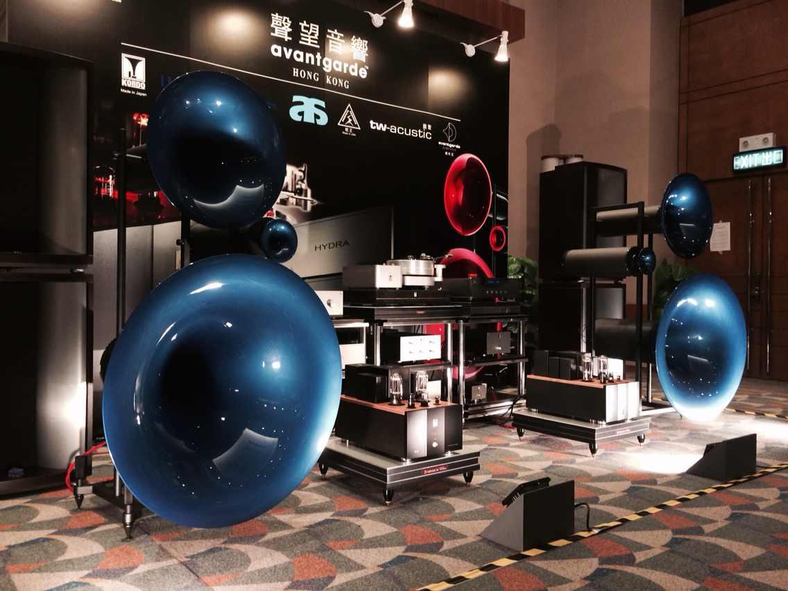 2014香港国际视听展