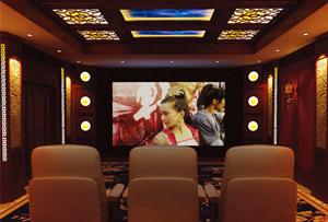 中式-保和殿 豪华私人影院