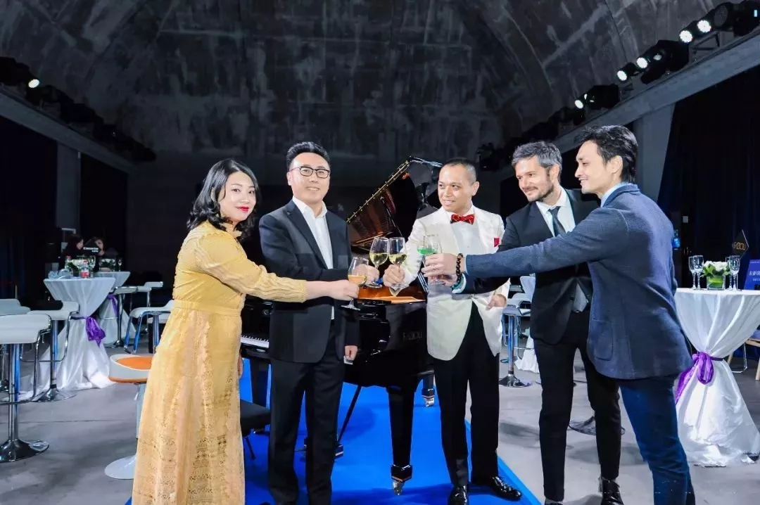 世界名琴法奇奥里品鉴会在世界音乐文化博物馆的梦幻开启